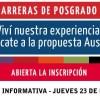 Universidad AUSTRAL – Carreras de Posgrado 2012 – Reunión Informativa 23 Febrero