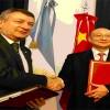 Argentina y China firmaron acuerdos estratégicos para la exportación de agroalimentos