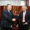 El Ministro Breitenstein (Provincia de Buenos Aires) con Embajador de China trabajan en agenda internacional