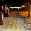 Fuerzas de Seguridad secuestraron más de tres toneladas de marihuana en varios operativos