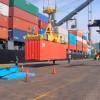 Echegaray anunció en el puerto de Dock Sud la puesta en marcha de los controles aduaneros del proyecto Megapuertos