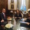 Anuncian a la Presidenta inversiones por $270 millones para producir aerosoles