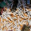 Aduana argentina destruye más de 2.375 millones de paquetes de cigarrillos ilegales