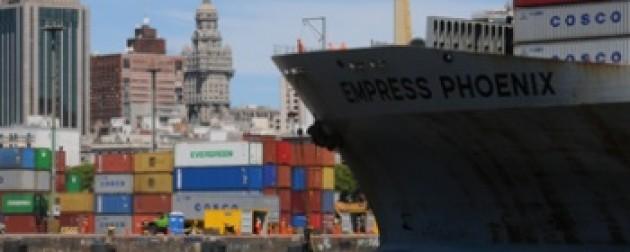 Uruguay: En la primera quincena de mayo las exportaciones del país crecieron 5,8% respecto a 2012