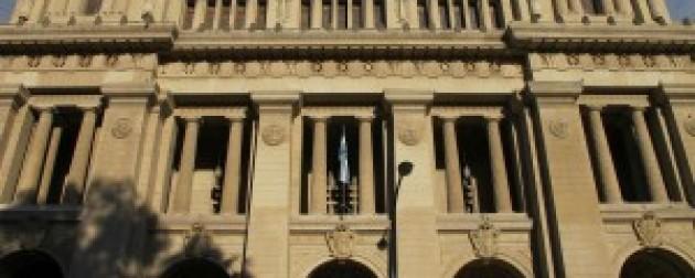 Corte Suprema de Justicia de la Nación – Nuevo Presidente – Acordada 18/2021