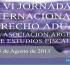 VI Jornadas Internacionales de Derecho Aduanero – Asociación Argentina de Estudios Fiscales – 13, 14 y 15 de Agosto