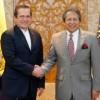 Ecuador expande sus nexos de comercio con Malasia