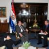 PARAGUAY: Canciller Nacional recibió en audiencia al Representante Residente del Banco Mundial