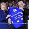 UE: Croacia se ha convertido en el 28º país que ingresa. La ceremonia oficial tuvo lugar el 30 de junio en Zagreb