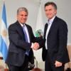El gobernador de San Luis recibió a Mauricio Macri