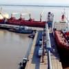 Uruguay: Grúa de 3 millones de dólares permitirá al puerto de Fray Bentos operar con contenedores