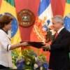 Brasil y Chile firmaron acuerdos de cooperación