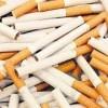 Destruyó 2 millones de paquetes de cigarrillos que intentaron ingresar de contrabando