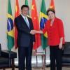 """Xi describe a China y Brasil como """"comunidad de destino compartido"""""""