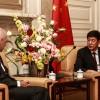 Caba: Horacio Rodríguez Larreta de visita oficial en China