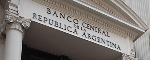 El BCRA publicará en su página web la conclusión de los sumarios