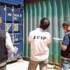 La AFIP interdictó 250 contenedores truchos