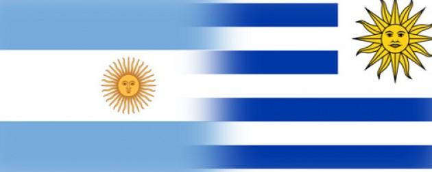 Uruguay y Argentina firman contrato para obras de dragado en canal Martín García