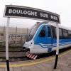Desde hoy el servicio de trenes 0km de la línea Belgrano Norte incorpora una parada en la estación Boulogne