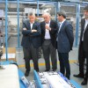 El gobernador de San Juan visitó la empresa Taranto, por Premio Nacional a la Calidad