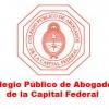 El Colegio Públicos de Abogados de la Capital Federal obtiene cautelar que frena la Ley de Subrogancias