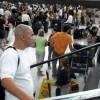 El tráfico de pasajeros creció 10,8 por ciento en agosto