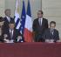 Uruguay y Francia suscribieron siete acuerdos bilaterales de cooperación