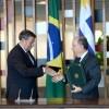 Brasil y Uruguay firmaron un acuerdo de libre comercio automotriz
