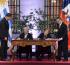 """Chile: Mandataria: """"Con Uruguay compartimos perspectivas, enfoques y principios en materia política, económica, cooperación y política exterior"""""""