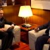 Reunión entre Echegaray y Pichetto: nafta más barata para el sur del país