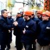 El Presidente inauguró una terminal portuaria de la empresa Dreyfus en Bahía Blanca