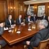 Aeropuerto de cargas y terminales portuarias en la agenda de los inversores chilenos en Entre Ríos