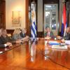 Vázquez informó que instalación de planta de celulosa de UPM será en zona de intersección de ruta 5 y río Negro