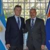 El presidente Mauricio Macri recibió al Gobernador General de Nueva Zelanda