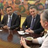 Passalacqua recibió a directivos de Hewlett Packard Argentina