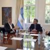 La empresa IPLAN anunció al presidente Macri una inversión de 1.000 millones de pesos