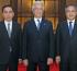 Vázquez propuso que Uruguay participe de ruta marítima de la seda a gobierno de la provincia china de Guangdong