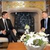 El presidente Mauricio Macri recibió a su par de Eslovenia, Borut Pahor