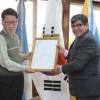 Tierra del Fuego: El Vicegobernador Arcando recibió al Cónsul de Corea