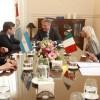 Santa Fe continua afianzando lazos con Italia
