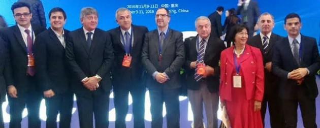 Buscan afianzar las relaciones entre Córdoba y China