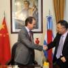 Entre Ríos: El gobierno afianza sus lazos comerciales con China