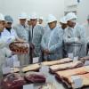Parlamentarios europeos visitaron la empresa Marfrig y el feedlot Ser Beef