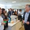 El presidente Macri supervisó los proyectos de inversión que recibió la Argentina