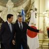 """El Presidente y el primer ministro de Japón abogaron por construir una """"alianza estratégica"""""""