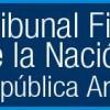 Designación del Dr. Ricardo Xavier Basaldúa como Presidente del Honorable Tribunal Fiscal de la Nación