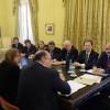 El presidente Macri recibió a representantes de empresas exportadoras de carne