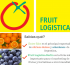 Entre Ríos presentara su oferta exportable en Fruit Logística 2017
