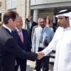 Es prioridad para los árabes comercializar alimentos con la Región Centro
