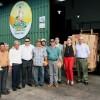 Cañicultores de Quiindy exportan miel paraguaya a España